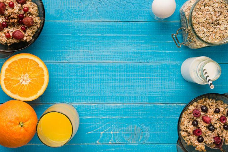 alimentation santé dès le petit déjeuner